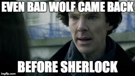 6 'Doctor Who' memes that make waiting for 'Sherlock' even
