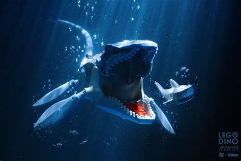 MOSASAURUS LEGO DINO | Here is a new picture from the Lego