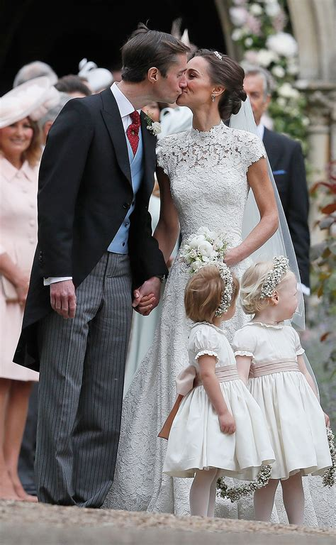 Pippa Middleton and James Matthews Are Married
