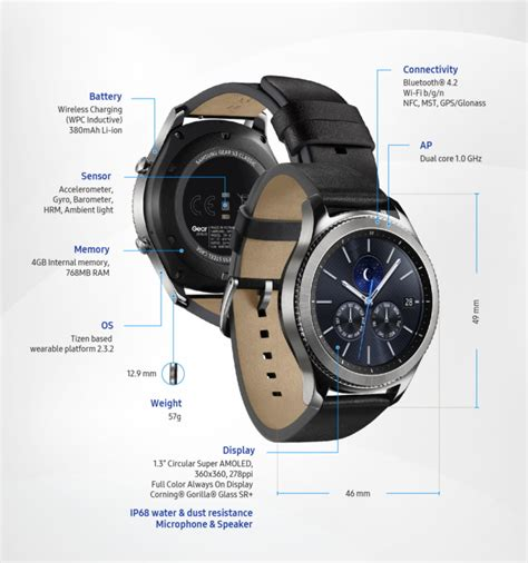 Samsung Gear S3 Classic LTE coming soon - NotebookCheck