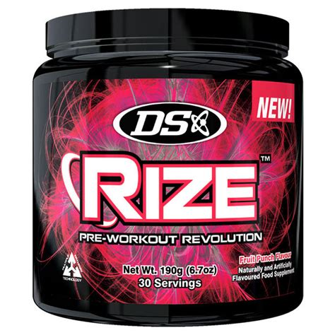 Buy Driven Sports Rize   Strong Pre-workout   Great Reviews