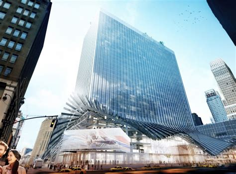 BIG Plans Revealed For Two Penn Plaza Transformation - New