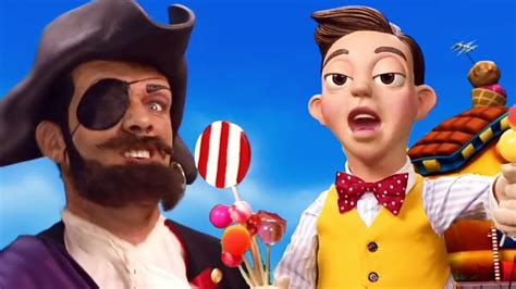 LAZY TOWN MEME THROWBACK   Lazy Town Mine Song but the