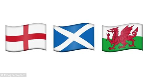 England, Scotland and Wales will FINALLY get their own