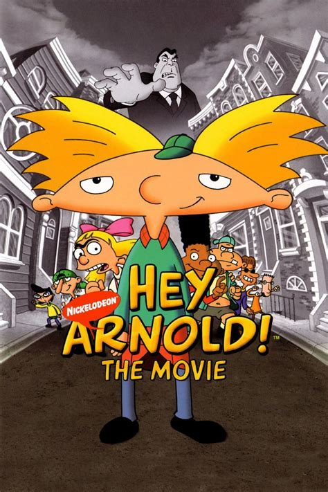 Hey Arnold! The Movie (2002) - Posters — The Movie