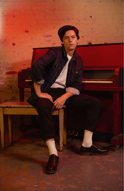 Cole Sprouse   Bench Fall 2017 Campaign   The Fashionisto