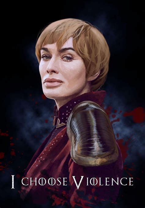 Cersei Lannister by Silvaticus on DeviantArt (With images