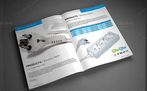 FREE 18+ Product Brochure Templates in AI | InDesign | MS