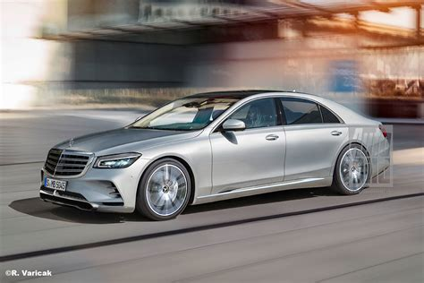 SCOOP: Latest news on the 2020 Mercedes S-Class and all
