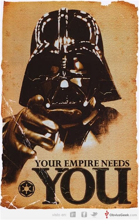 Star Wars Propaganda Posters - Earthly Mission