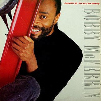 Bobby McFerrin - Simple Pleasures at Discogs