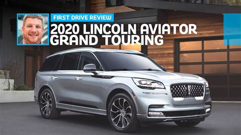 2020 Lincoln Aviator Grand Touring First Drive: OMG PHEV