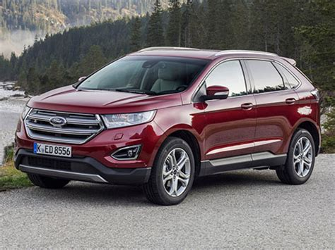 Ford Edge - recenze a ceny | Carismo