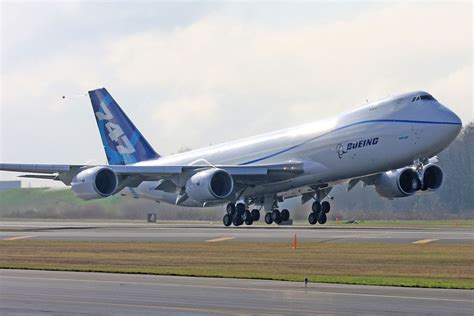Boeing's Biggest Bird Takes to the Skies
