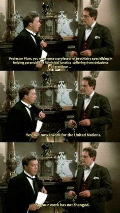 Tim Curry In Clue Quotes