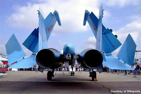 Su-33 Flanker-D Carrier-Based Fighter - Airforce Technology