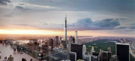 Revealed: 217 West 57th Street, Official Renderings for