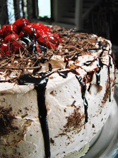 March 28th is National Black Forest Cake Day