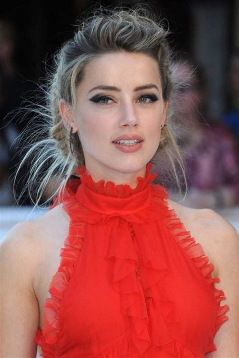 50 Hottest Amber Heard Pictures | Sexy Near-nude Images