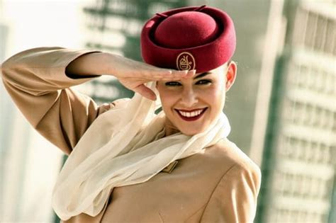 10 Most Attractive Airlines Stewardess in The World
