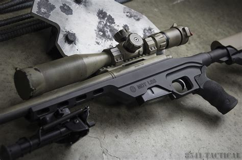 MDT LSS Remington 700 Chassis First Look   8541 TACTICAL