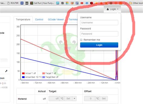 How to  octoprint web interface? (Page 1) — Software