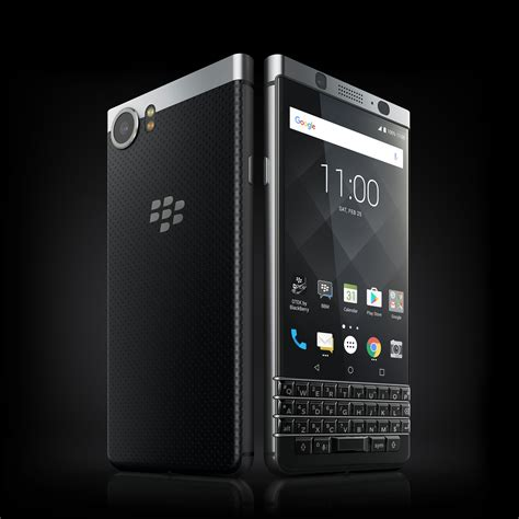 BlackBerry Mercury announced as the KEYone, coming in