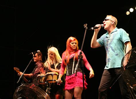Dance This Mess Around: A Preview of the B-52s at Ravinia