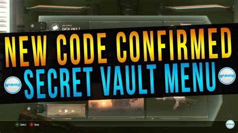 Call Of Duty Black Ops 3 - New Code Confirmed For Secret